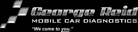 Mobile Car Diagnostics - George Reid Mobile Engine Tuning